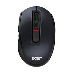 Мышь ACER OMR060, оптическая, беспроводная, USB, черный [zl.mceee.00c]