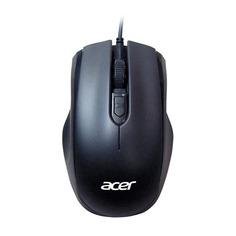Мышь ACER OMW020, оптическая, проводная, USB, черный [zl.mceee.004]