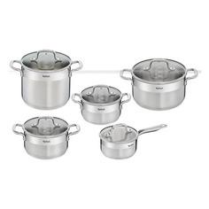 Набор посуды TEFAL Classika E495SA55, 10 предметов