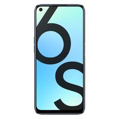 Мобильные телефоны Смартфон REALME 6S 6/128Gb, черный