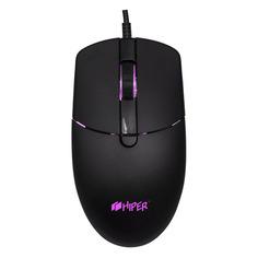 Комплект (клавиатура+мышь) HIPER Tribute-2, USB, проводной, черный