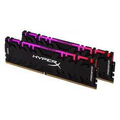Модуль памяти KINGSTON HyperX Predator RGB HX436C17PB4AK2/16 DDR4 - 2x 8ГБ 3600, DIMM, Ret