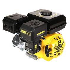 Двигатель бенз. Champion G210HK 4-х тактный 7л.с. 5.1кВт для садовой техники