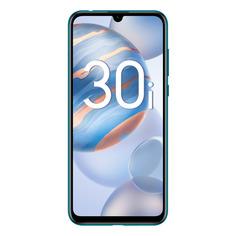 Мобильные телефоны Смартфон HONOR 30i 128Gb, мерцающий синий