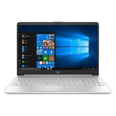 """Ноутбук HP 15s-fq1109ur, 15.6"""", IPS, Intel Core i5 1035G1 1.0ГГц, 16ГБ, 512ГБ SSD, Intel UHD Graphics , Windows 10, 24A96EA, серебристый"""