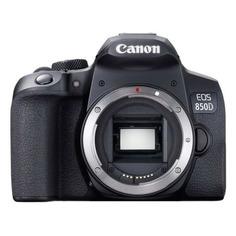 Зеркальный фотоаппарат CANON EOS 850D body, черный
