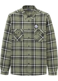 Рубашка фланелевая Bonprix