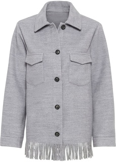 Куртка с бахромой Bonprix