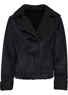 Куртка из искусственного меха Bonprix