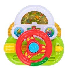 Интерактивная игрушка ToysLab Руль (75023)