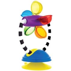 Игрушка для ванны Sassy Вращающийся цветочек 20 см