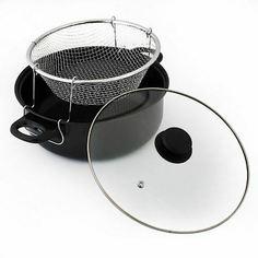 Фритюрница Koopman tableware 2,5 л