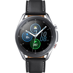 Смарт-часы Samsung Galaxy Watch3 45 мм (SM-R840NZSACIS) Серебро