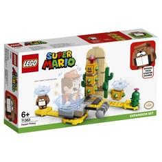 Дополнительный набор Lego Super Mario Поки из пустыни 71363