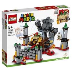 Дополнительный набор Lego Super Mario Битва в замке Боузера 71369