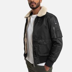 Куртка-пилот La Redoute
