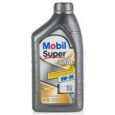 Масло моторное Mobil Super 3000 XE 5W30 синтетическое 1 л