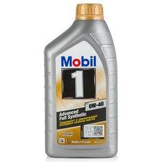 Масло моторное Mobil 1 FS 0W40 синтетическое 1 л