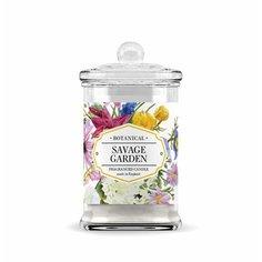 Свеча ароматическая в стекле Дикий сад Wax Lyrical