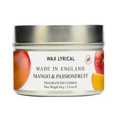Свеча ароматическая Манго и маракуйя Wax Lyrical