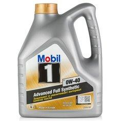 Масло моторное Mobil 1 FS 0W40 синтетическое 4 л