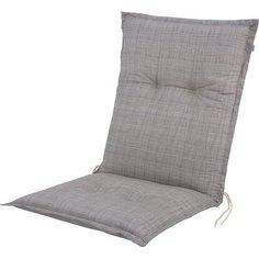 Подушка для садовой мебели Xenon серый 105х50х6 см Без бренда