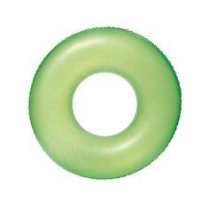 Круг надувной BestWay Frosted Neon Swim Ring 91 см