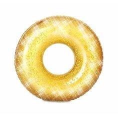 Круг надувной Polygroup Glitter 114 см Без бренда