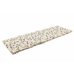 Подушка для садовой мебели Xenon бежевая 190х60х5.5 см Без бренда