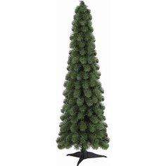 Ель искусственная Slim зеленая 120 см Без бренда