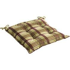 Подушка для садовой мебели коричневая Xenon Без бренда