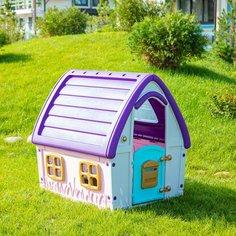 Домик детский Unicorn Дом Единорога 123,5x102,5x121,5 см Без бренда