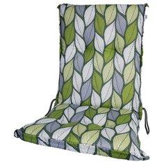 Подушка декоративная XENON Stripes 105x50 см зеленая Без бренда