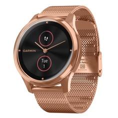 Смарт-часы Garmin Vivomove LUXE Rose Gold (010-02241-24)