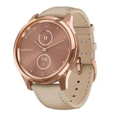 Смарт-часы Garmin Vivomove LUXE Rose Gold (PVD 18K)