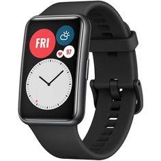 Смарт-часы Huawei Watch Fit TIA-B09 Graphite Black