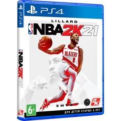 NBA 2K21 PS4, английская версия Sony
