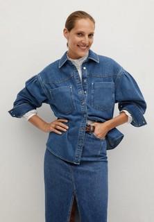Рубашка джинсовая Mango - DENIM70