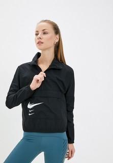 Ветровка Nike W NK SWOOSH RUN PO JKT