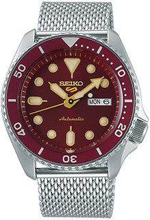 Японские наручные мужские часы Seiko SRPD69K1. Коллекция Seiko 5 Sports