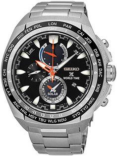 Японские наручные мужские часы Seiko SSC487P1. Коллекция Prospex