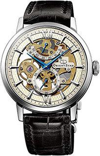 Японские наручные мужские часы Orient DX02002S. Коллекция Orient Star