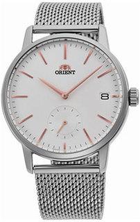 Японские наручные мужские часы Orient RA-SP0007S10B. Коллекция Basic Quartz