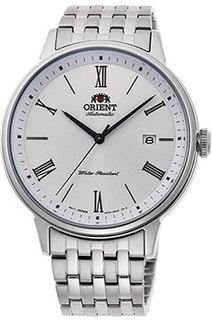Японские наручные мужские часы Orient RA-AC0J04S. Коллекция AUTOMATIC