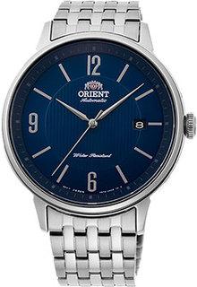 Японские наручные мужские часы Orient RA-AC0J09L. Коллекция AUTOMATIC