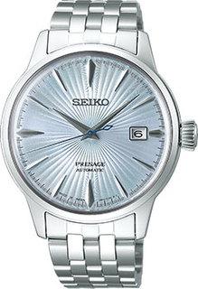 Японские наручные мужские часы Seiko SRPE19J1. Коллекция Presage