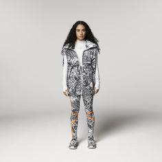 Жилет для бега TRUEPACE adidas by Stella McCartney