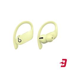 Беспроводные наушники с микрофоном Beats Powerbeats Pro Spring Yellow (MXY92EE/A)
