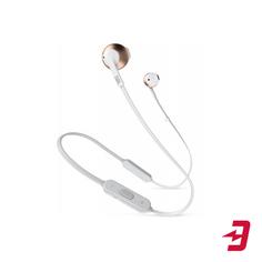 Беспроводные наушники с микрофоном JBL T205BT Pink Gold