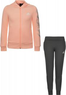 Костюм для девочек adidas, размер 152